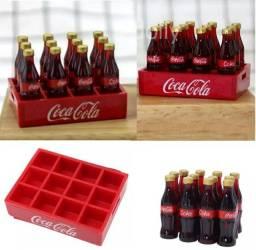 Miniatura Coca-Cola coleção
