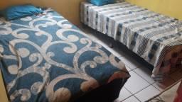 V/T Duas camas box por beliche