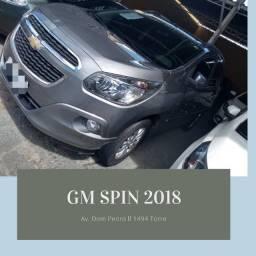Gm Spin ltz 1.8 2018 Aut