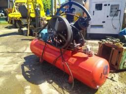 Compressor Industrial Wayne 60 Pés 5 Cabeçotes