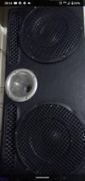 Caixa de som altomotivo