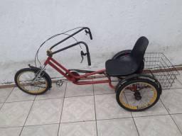 triciclo dream bike praiano