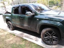 Amarok 2011 diesel higline completa