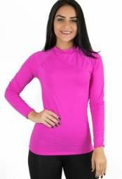 2 camisas manga cumprida proteção UV NOVAS