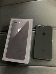 Iphone 8 plus 64gb garantia ate julho