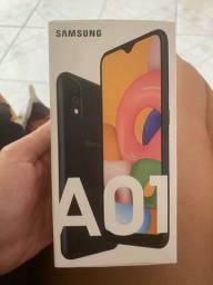 Samsung A01 original lacrado