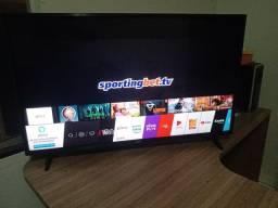 Smartv 43 LG Wi-Fi Netflix YouTube prime vídeo entrega local