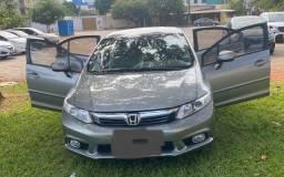 Honda Civic 2.0 LXR Flex 2013/2014