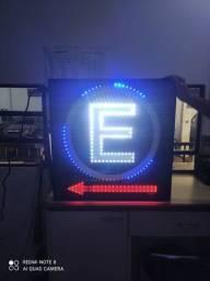 Título do anúncio: Paniel LED Estacionamento