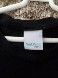 Camisa malweek kids