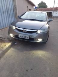 Civic exs 2008 o mais completo