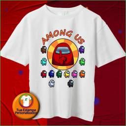 Camisetas Personalizadas Among Us
