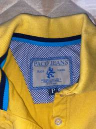 Camisa manga curta Paco Jeans