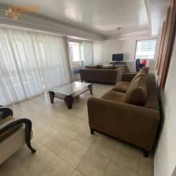 Título do anúncio: Apartamento com 4 dormitórios à venda, 230 m² por R$ 950.000,00 - Casa Amarela - Recife/PE