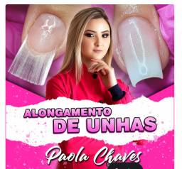 CURSO PARA ALONGAMENTO DE UNHAS