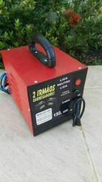 Carregador de bateria de carro e moto 150 Amperes