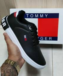 Vendo sapatênis Tommy hilfiger e tênis Olympikus ( 120 com entrega)