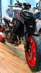 Título do anúncio: Mt 09 Abs 2021 890cc Yamaha
