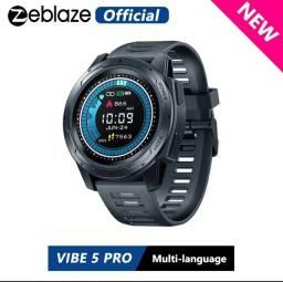 Smartwatch Zeblaze Vibe 5 Pro Preto Novo Lacrado