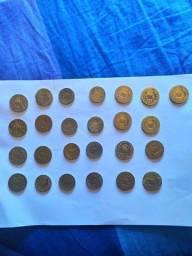 antiguidade: moedas antigas