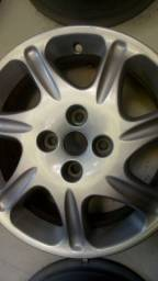Rodas do Palio Uno Siena Fiat aro 15 originais