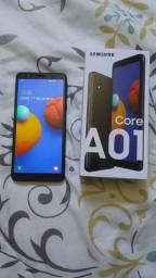 Samsung A01 Core novo