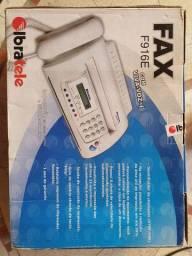 Fax,  novo na caixa