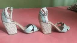 Sapato em estado de novo, 37