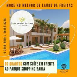 Boulevard Parque Residencial - Apartamento com 2/4 + suíte - Oportunidade
