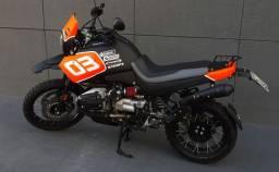 Moto BMW GS 1150 Scrambler