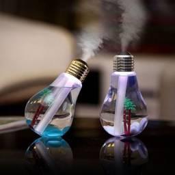 Título do anúncio: Difusor e Umidificador de ar de Led USB - Lampada