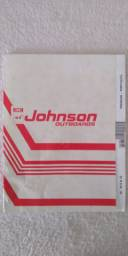 Manual motor POPA completo JOHNSON