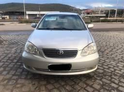 Toyota Corolla XEI 2005 NOVO