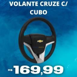 Volante Cruze C/ Cubo Corsa/Celta/Astra