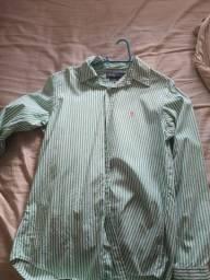 Camisa social Ralph Lauren tamanho m