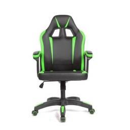 Cadeira Gamer - Nova - Verde - Azul