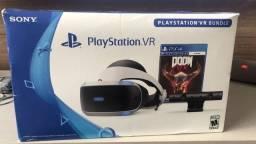 Playstation VR Bundle + 2 Controles Playstation Move