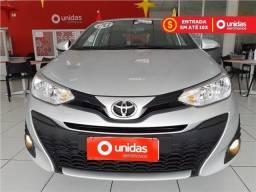 Toyota Yaris 2019 1.3 16v flex xl manual