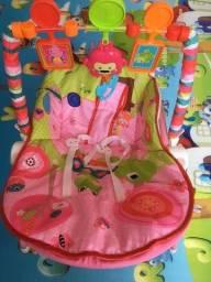 Cadeira interativa bebe