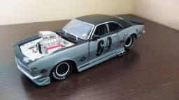 Coleção de Carros em Miniatura