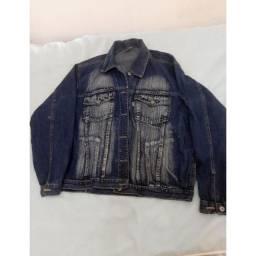 Jaqueta Jeans Masculina - Usada só 1 vez