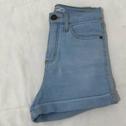 Short jeans claro, 34 - Riachuelo