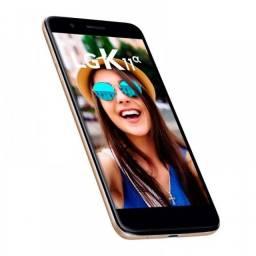 Promoção Agora! LG K 11 Alpha - 16 GB de memória - Tela de 5.3 com Película 3 D - 2 Chips