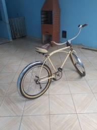 Bike praiana retrô