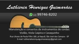 Luthieria em São José