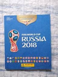 Álbum Copa do mundo 2018