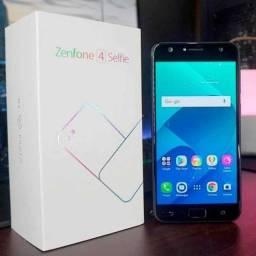 Zenphone 4 selfie (COM CAIXA E NOTA FISCAL)