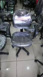 Cadeiras de escritórios.