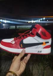 Air Jordan Off White Chicago Novo