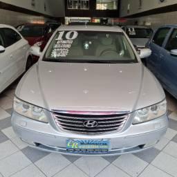 Azera 2009/2010 3.3 mpfi gls sedan v6 24v gasolina 4p automatico